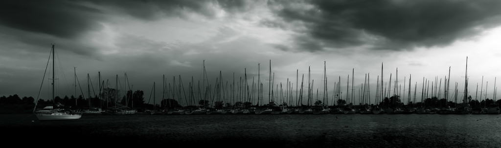 pano boats... by northy