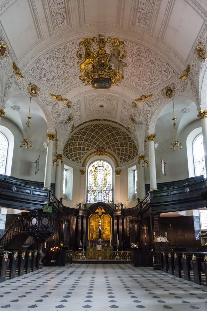 St Clement Danes by rumpelstiltskin