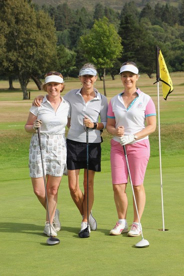 The 20th Annual Girls' Golf Round by jamibann