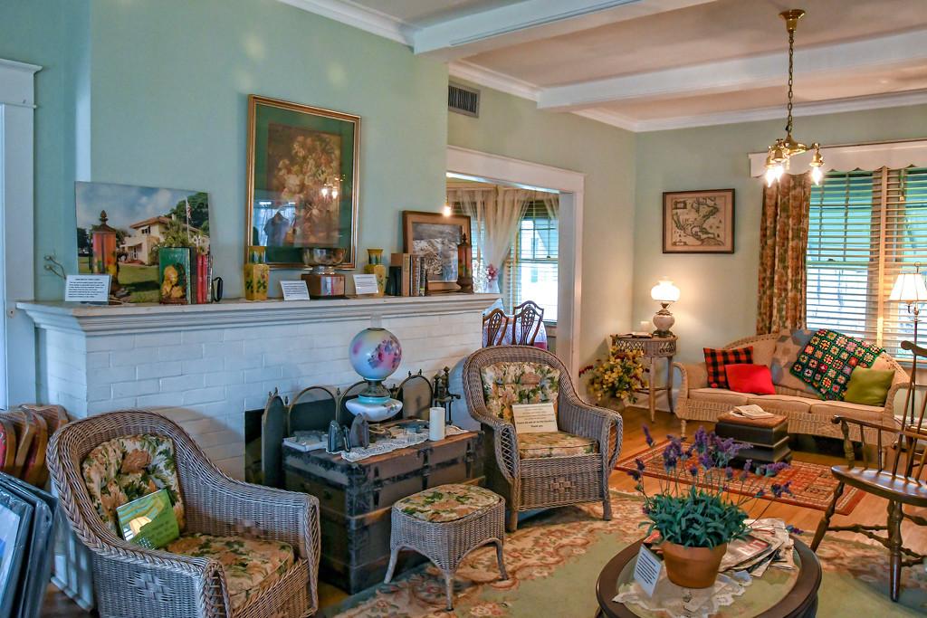 Butler House living room by danette