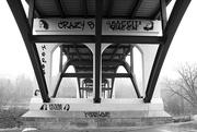 21st Jul 2018 - Graffiti Bridge