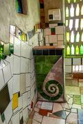 23rd Jul 2018 - Hundertwasser Toilets