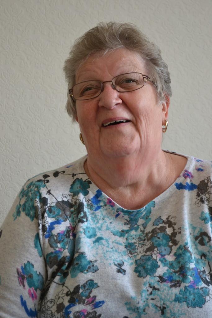 My Mum by paulwbaker