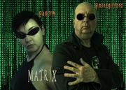 23rd Jul 2018 - Trinity and Morpheus