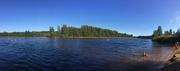 24th Jul 2018 - River swimming