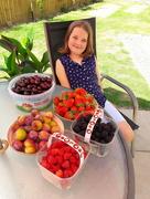 25th Jul 2018 - A Lot of Fruit!