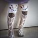 Look at my socks