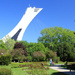 Montréal Tower from the Botanical Garden