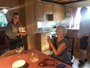 26th Jul 2018 - Birthday cake