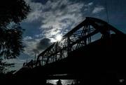 27th Jul 2018 - Railroad bridge in Buffalo, NY