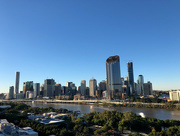 21st Jul 2018 - Brisbane CBD from Southbank