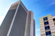 28th Jul 2018 - City buildings in Buffalo, NY