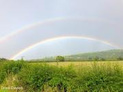 28th Jul 2018 - Double rainbow