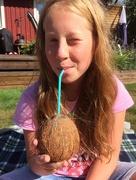 29th Jul 2018 - coconut girl