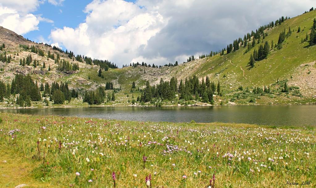 Lyle Lake by harbie