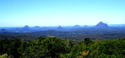 31st Jul 2018 - My favourite view from Mary Cairncross-The Glass house mountains
