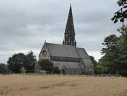30th Jul 2018 - Church in the Wheat Field