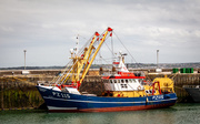 6th Jul 2018 - Newlyn fishing boat