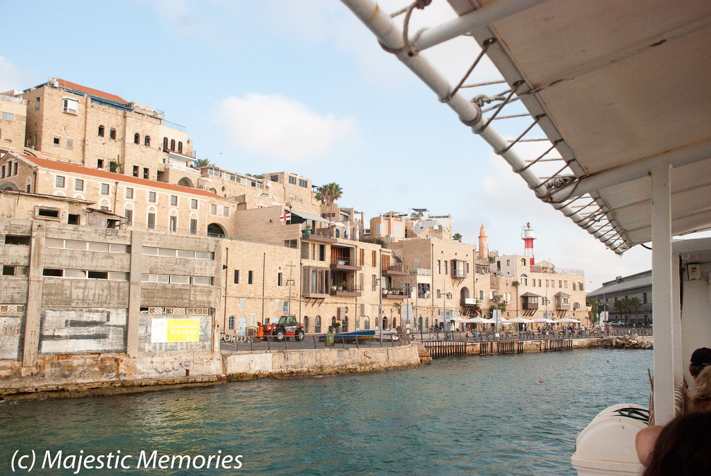 More of Jaffa port by mgbio