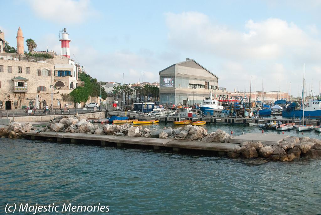 Jaffa marina by mgbio