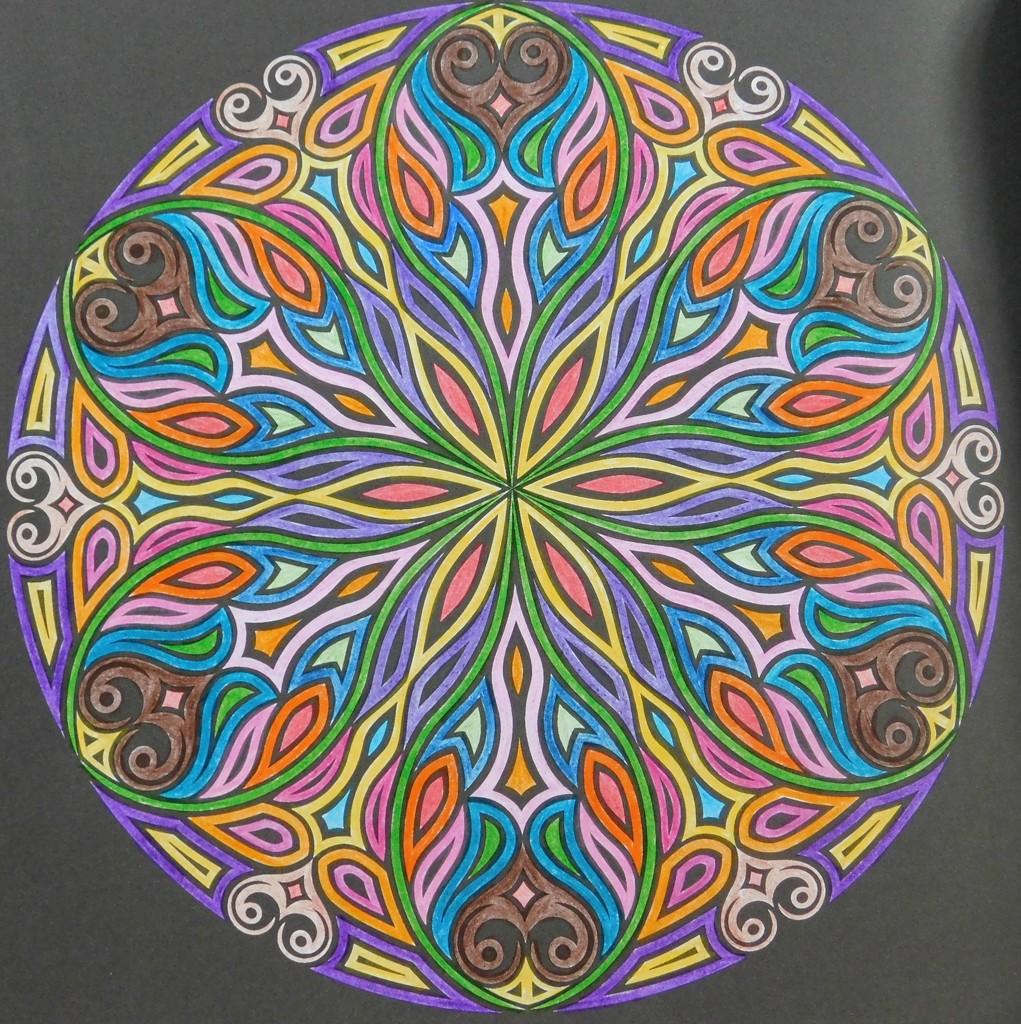 Mandala by 365anne