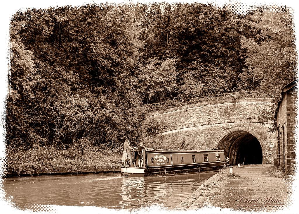 Approaching Blisworth Tunnel by carolmw