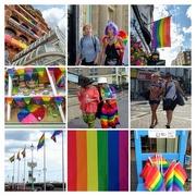 4th Aug 2018 - Rainbows everywhere