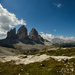 The 3 peaks of Lavaredo by caterina