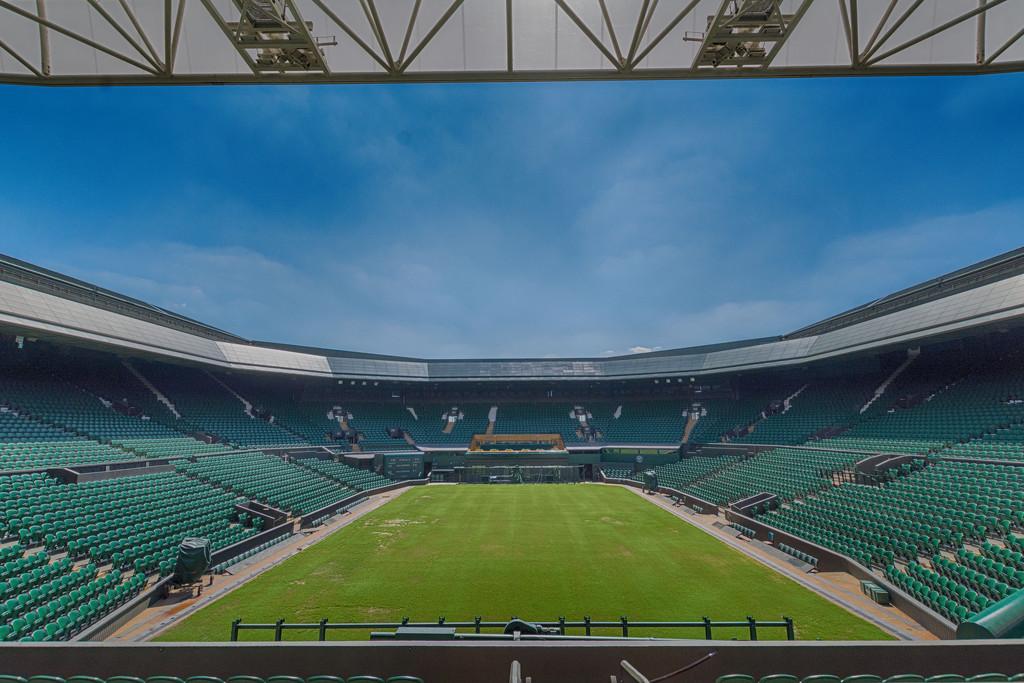 Today at Wimbledon by rumpelstiltskin