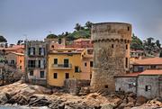 2nd Jul 2018 - Isola del Giglio - the Saracen Tower