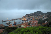 5th Jul 2018 - Isola del Giglio - the port from above