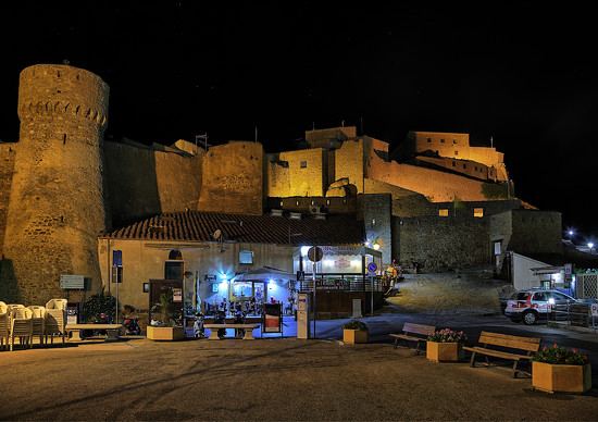 Isola del Giglio - the Castle by spectrum