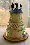 5th Aug 2018 - A Colorado Wedding Cake