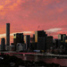 Sunset - Brisbane by hrs