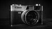 7th Aug 2018 - Canon Canonet