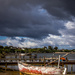 Sunshine and Storm Clouds by seacreature