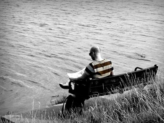 Solitude by judithdeacon