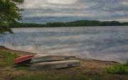 8th Aug 2018 - At Peace at Font Lake