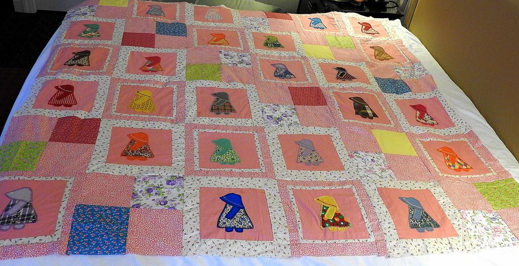 Grandma's Quilt by homeschoolmom