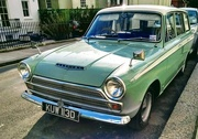 9th Aug 2018 - Ford Cortina - Old Skool