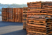 9th Aug 2018 - Where Pallets go to die...