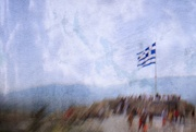 7th Aug 2018 - Proud Greece
