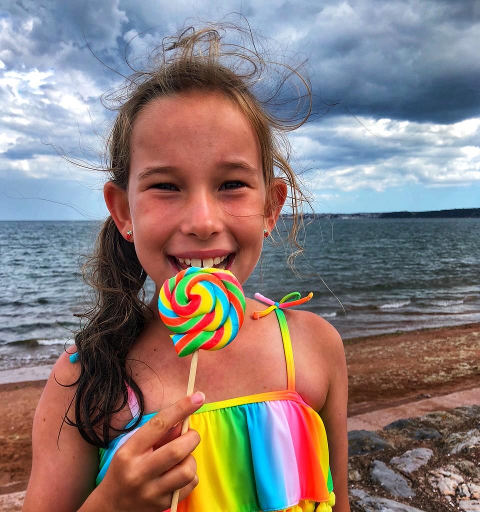 Lottie's Lollipop by cookingkaren