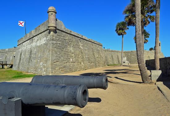 Castillo de San Marcos by soboy5