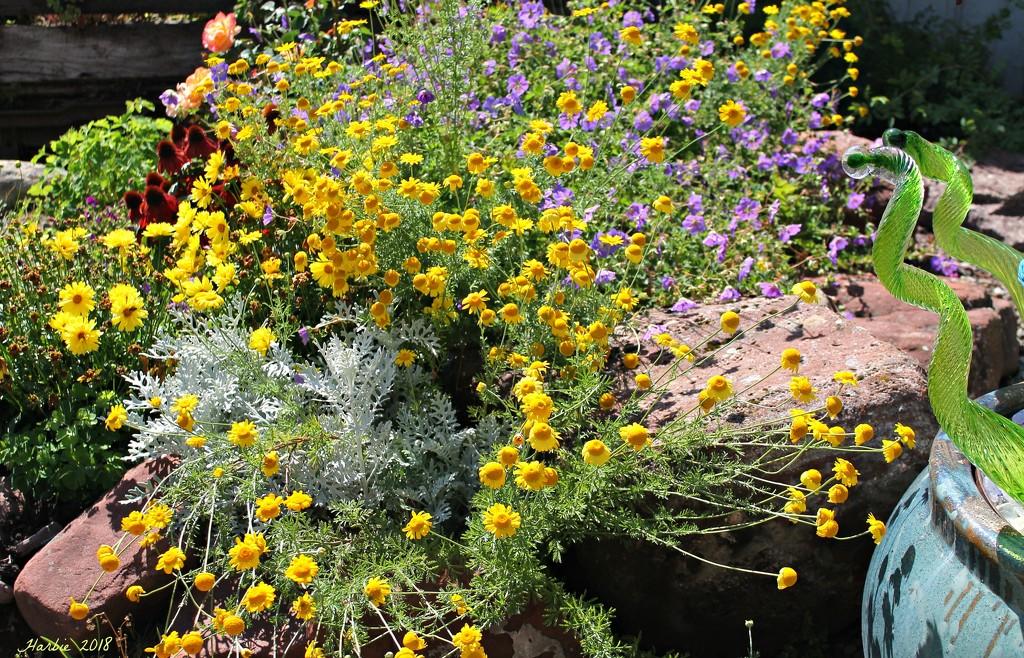 Flower Garden by harbie