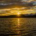 Sunset on Svorksjøen