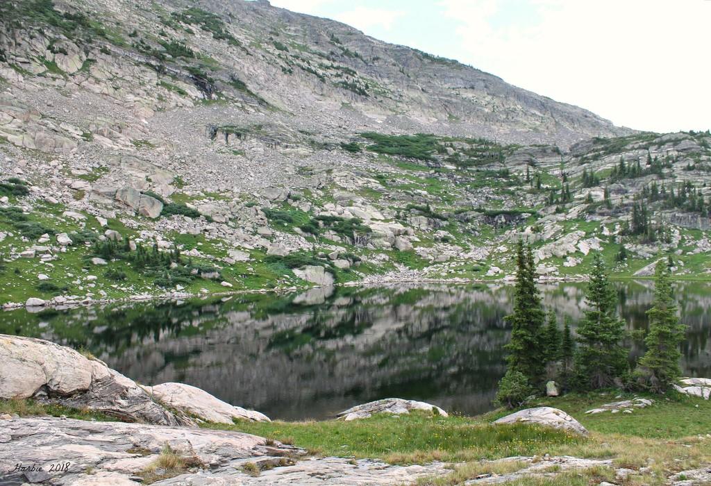 Mormon Lake by harbie