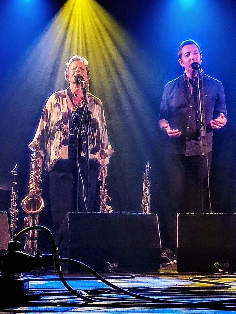 Jo Freya and Jim Causley by boxplayer