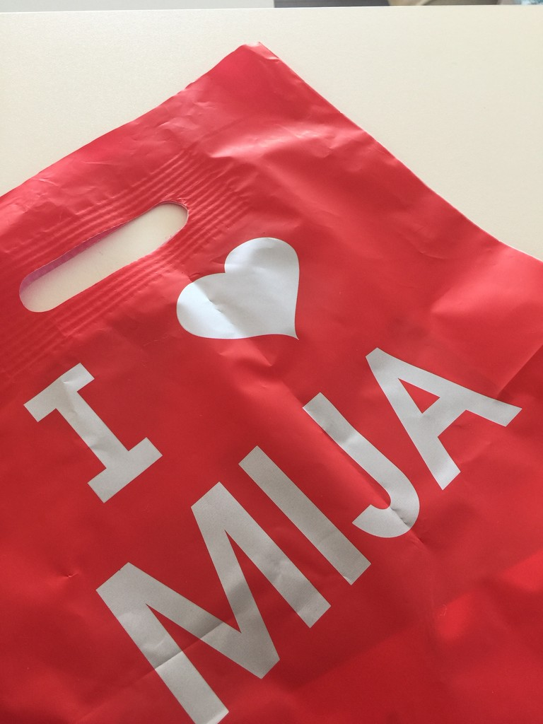 I ❤️ Mija.  by cocobella