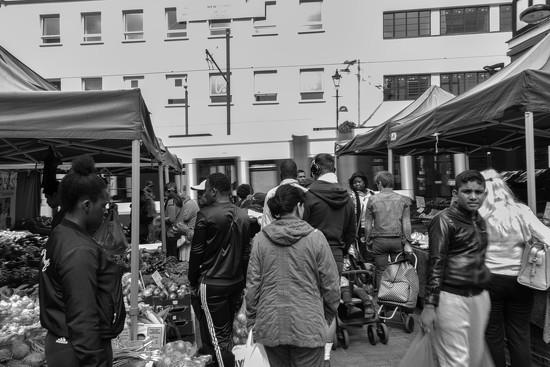 Surrey Street Market by rumpelstiltskin